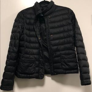 Lands' End puffy jacket size S